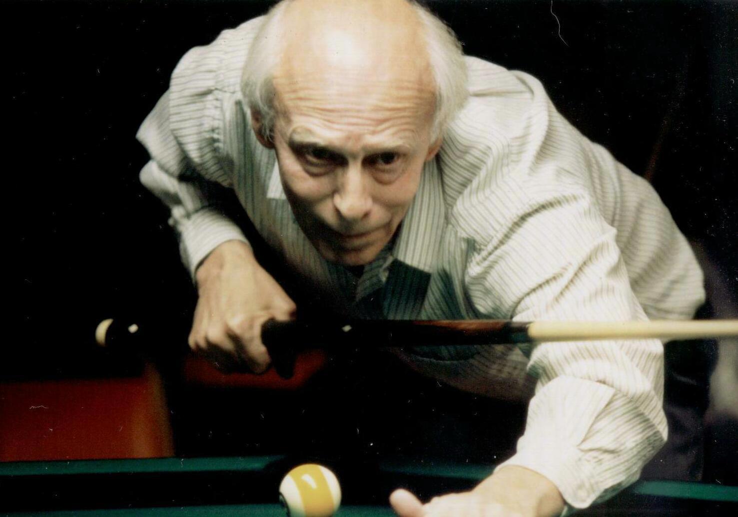 Grady Mathews: good friend & although Rod won every game on bar/3-cushion  table, Grady won more $ on big table: 1-pocket in CO 1980